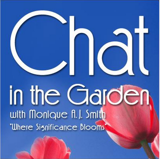 A Chat in the Garden